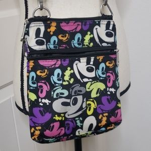 Mickey Mouse Disneyland crossbody bag